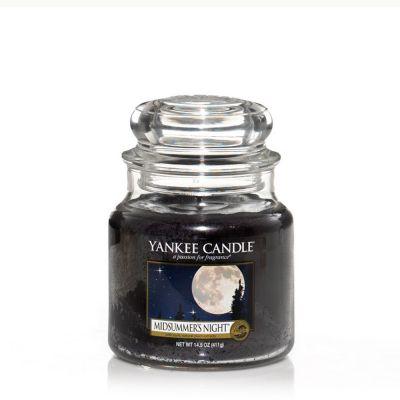 Giara profumata yankee candle midsummers night media