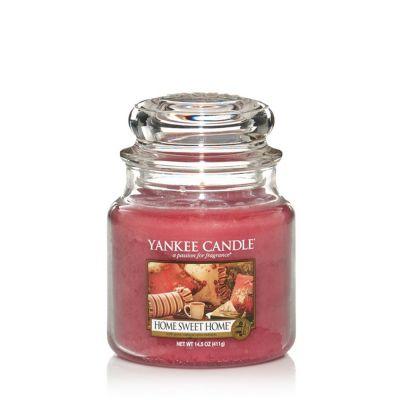Giara profumata yankee candle home sweet home media