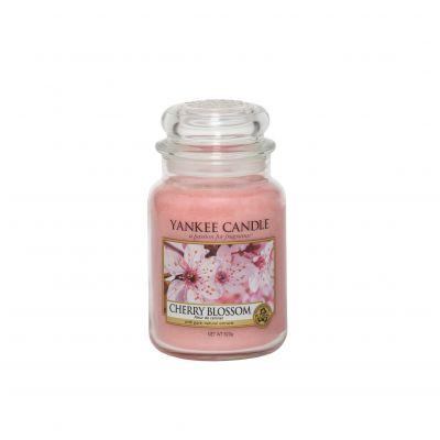 Giara profumata yankee candle cherry blossom grande