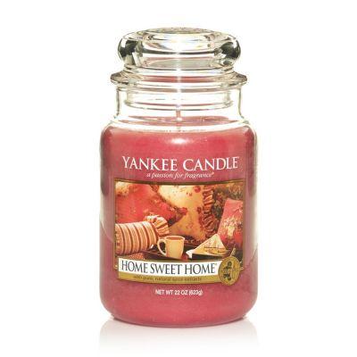 Giara profumata yankee candle home sweet home grande