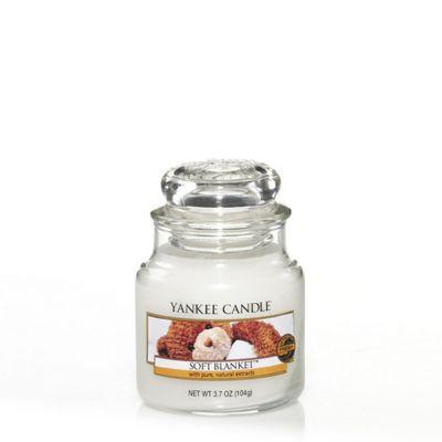 Giara profumata yankee candle soft blanket piccola
