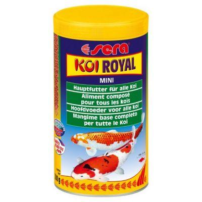 Mangime per pesci koi royal mini sera gr. 340
