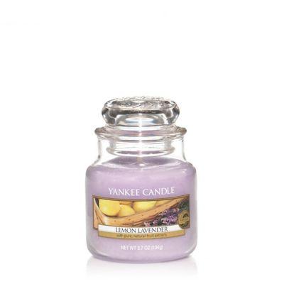 Giara profumata yankee candle lemon lavender piccola