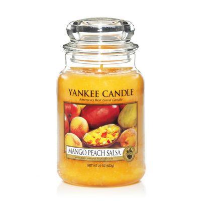 Giara profumata yankee candle mango peach salsa grande