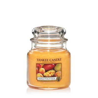 Giara profumata yankee candle mango peach salsa media