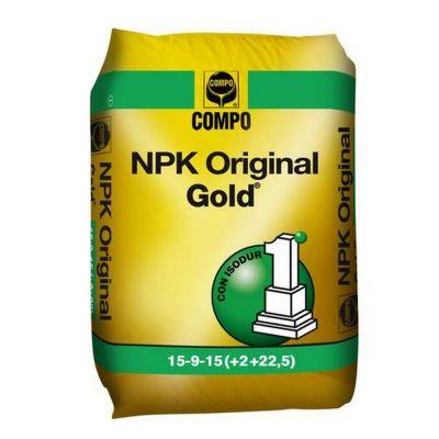 Concime granulare npk original gold