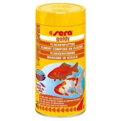 Mangime per pesci goldy sera gr. 210