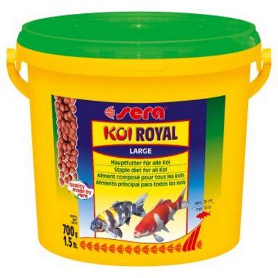 Mangime per pesci koi royal large sera gr. 700