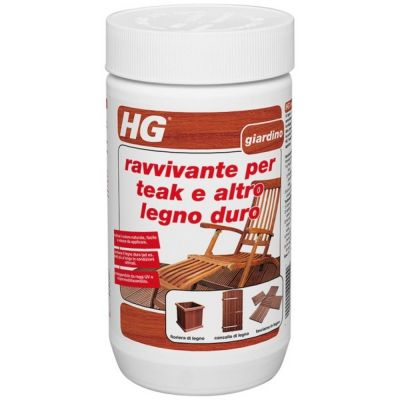 Ravvivante per teak ed altri legni duri hg ml. 750