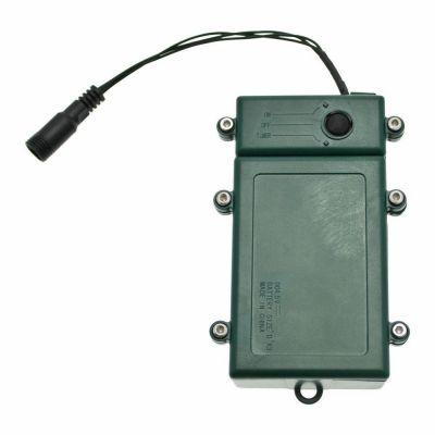 Porta batteria per catene a led