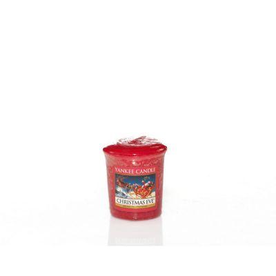 Moccolo profumato yankee candle christmas eve