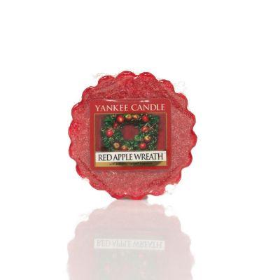 Tartina profumata yankee candle red apple wreath