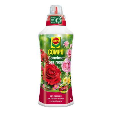 Concime liquido compo per rose 1lt