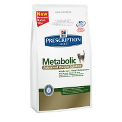 Hill's prescription diet metabolic secco gatto kg. 4