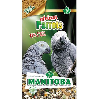 Mangime per uccelli african parrots manitoba kg. 2