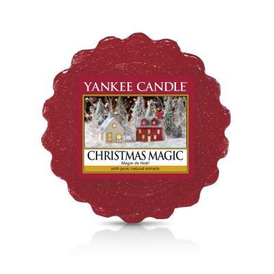 Tartina profumata yankee candle christmas magic