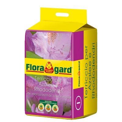 Terriccio per azalee e rododendri floragard