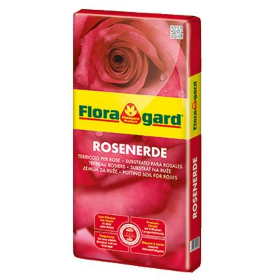 Terriccio per rose floragard