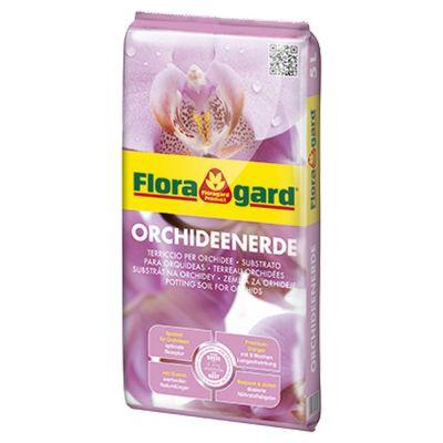 Terriccio per orchidee floragard