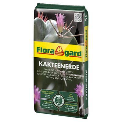 Terriccio per piante grasse floragard