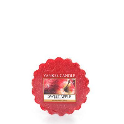 Tartina profumata yankee candle sweet apple