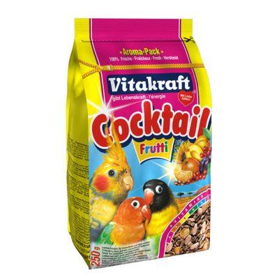 Cocktail frutti pappagalli e parrocchetti vitakraft 250gr