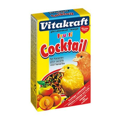 Frutti cocktail canarini vitakraft 200gr