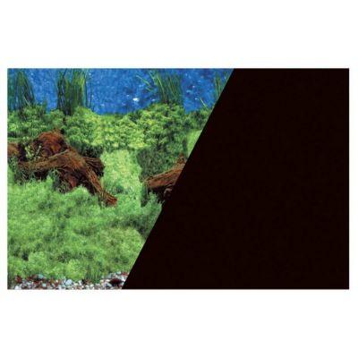 Sfondo rotolo decorativo radice/nero cm. 30 x 15