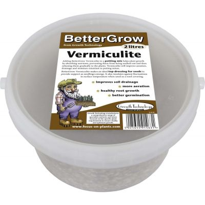Vermiculite bettergrow 2lt