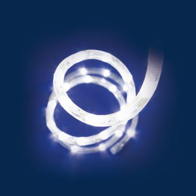 Tubo luminoso 216 led bianchi
