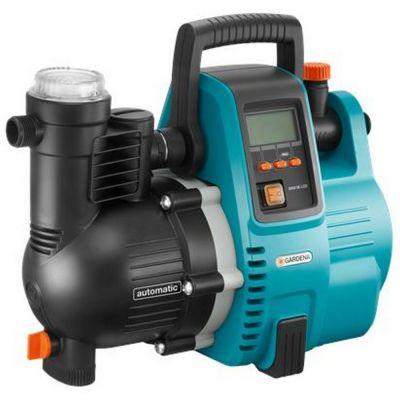 Pompa a intervento automatico 5000/4e lcd