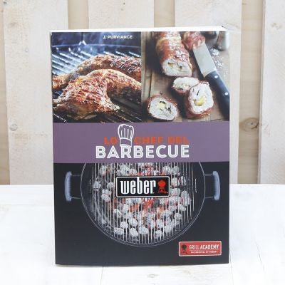 "Libro ""lo chef del barbecue"""