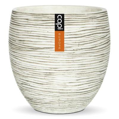 Vaso cilindro capi indoor avorio cm. 16x16