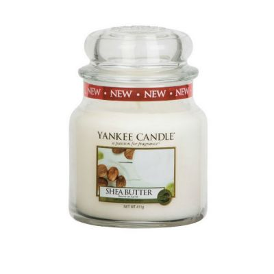 Giara profumata yankee candle shea butter media