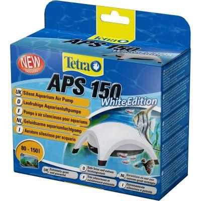 Aeratore per acquario tetra aps 150 white