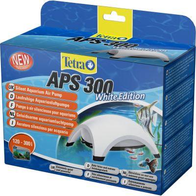 Aeratore per acquario tetra aps 300 white