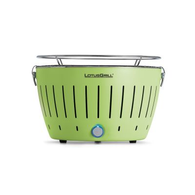 Grill portatile verde
