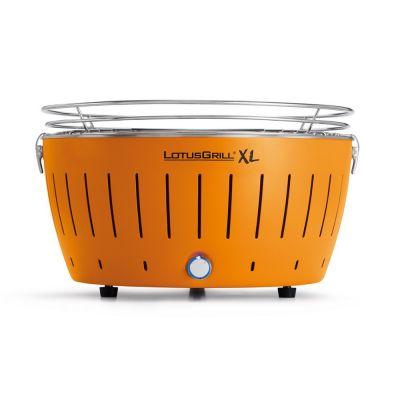 Grill portatile xl arancio