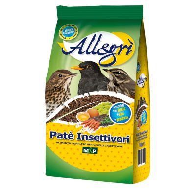 Pate' per insettivori allegri 1kg