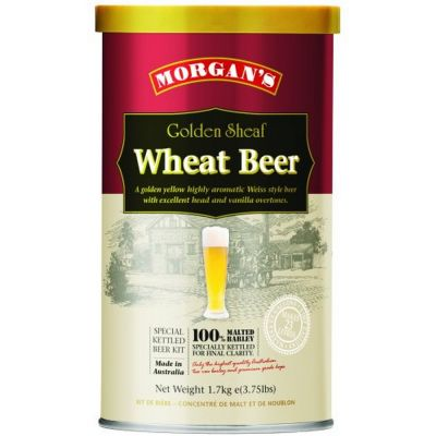 Malto amaricato morgan's premium golden sheaf wheat 1,7kg