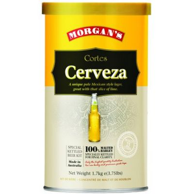 Malto amaricato morgan's premium cortes cerveza 1,7kg