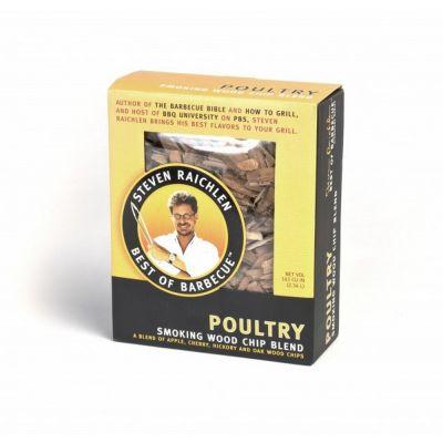 Legnetti per affumicatura del pollame
