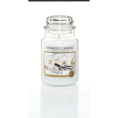 Giara profumata yankee candle vanilla grande