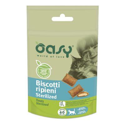 Biscotti ripieni oasy sterilized 60gr