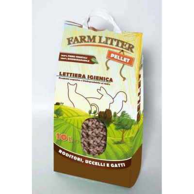 Farm litter pellet 10lt