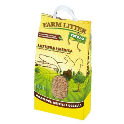 Farm litter tutolo al limone 10lt