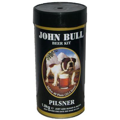 Malto amaricato john bull old dog pilsner kg. 1,8