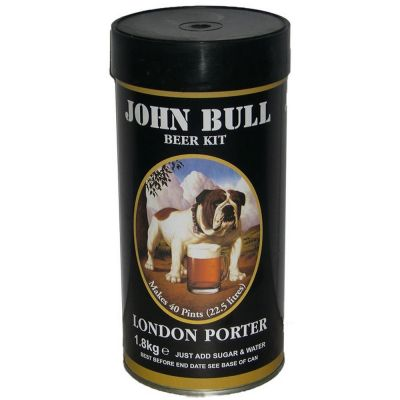 Malto amaricato john bull old dog london porter kg. 1,8