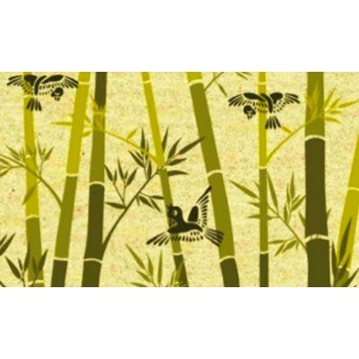 Zerbino in cocco bamboo