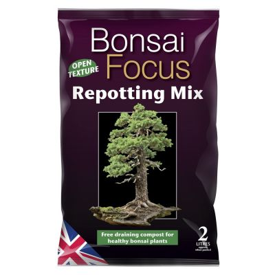 Terriccio per bonsai 2 litri